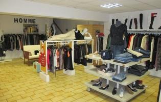 Boutiques de vêtements d'occasion Bernay