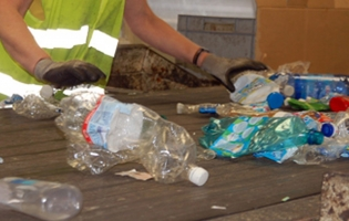 Tri des matières recyclables