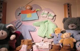 Vêtements d'occasion enfants